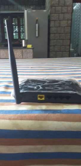 D_link wi_fi router  it is new not used price is 700