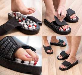 Foot Slippers Relieves Aches and Pains.