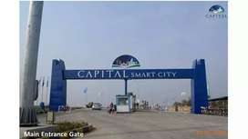 5marla plots available for sales in capital smart city islamabad