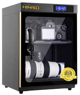 HINISO AD-30C 34 Liters Capacity Digital Display Dry Cabinet with Humi