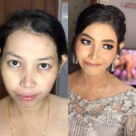 Terima jasa Makeup wedding dan lainnya