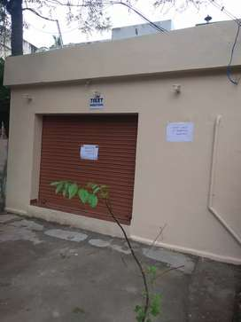 Shop for rent in prime location with ample parking space