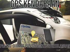 GPS pelacak mobil