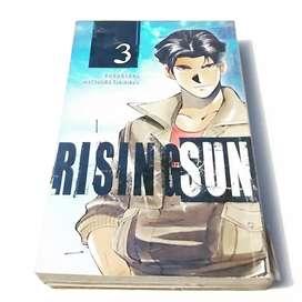 Komik Rising Sun 1-3 Tamat