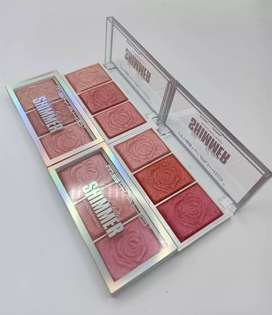 Shimmer cosmetic product