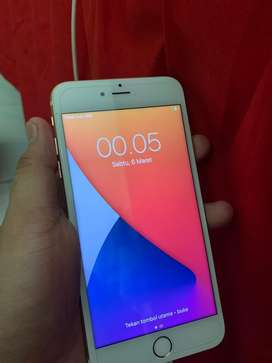 Iphone 6splus 128gb || boleh Nego!!✌