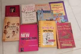 Story books and novels