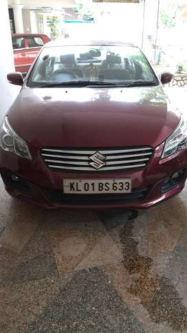 2014 model ciaz vdi, single doctor owned car. only 26690kms