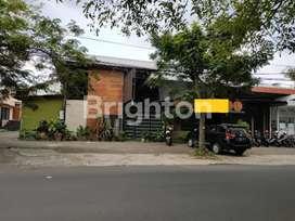 Caffe Disewakan di Jalan Raya Tidar Malang