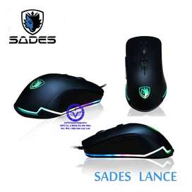 MOUSE SADES GAMING LANCE / MSG03-SDS