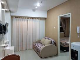 Sewa Apartment TRIVIUM TERRACE LIPPO CIKARANG – (1BR Full Furnished)