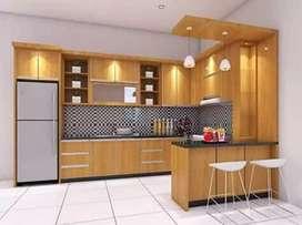 Kitchen SeT daN FuRnituR CustoM ModerN