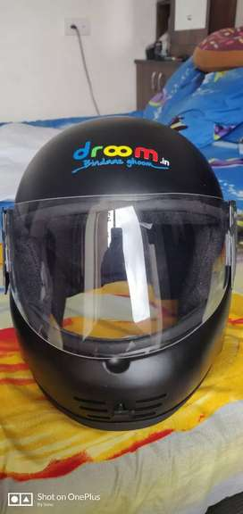 2 Brand new ISI Mark helmets in give away price