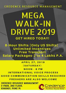 #Urgent Opening for Voice Process