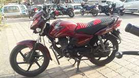 Honda shine with disk break in good condition