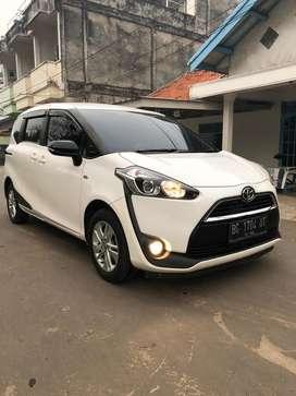 Toyota Sienta V MT 2016/2017 Barang Macan Dp22Juta!