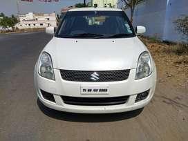 Maruti Suzuki Swift 2004-2010 VDI BSIV W ABS, 2010, Diesel