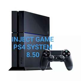 PS4 GAME System 8.50 terbaru Slim/Fat/pro