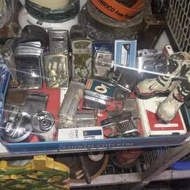 Antique Vintage Lighters Huge Lot