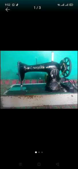 Racer Sewing machine rs 6000
