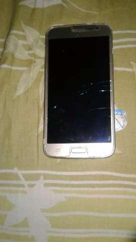Very good condition.  Samsung  j2 6 phone.