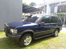 Range Rover HSE 4.6 AT Istimewa Collector Item 1st Handed