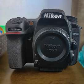NIKON D7500 with AFS DX NIKKOR 18-140