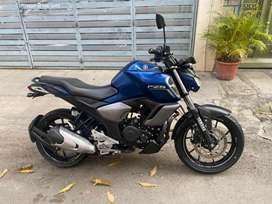 Yamaha fz v3 version