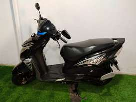 2019/Feb Honda Dio DLX single owner vechile at good condition.