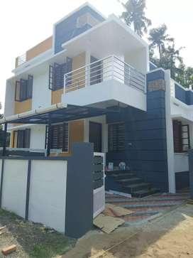 3 bhk 3.25 cent 1200 sqft new build house at paravur near kottuvally
