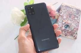 Samsung A31 6/128gb black