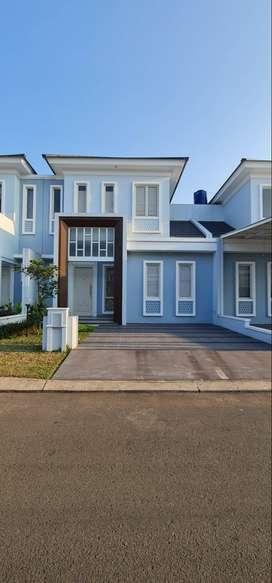 Dijual Rumah Cluster Chiara Suvarna Sutera Cikupa Tangerang