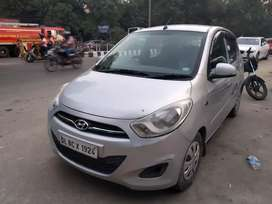Hyundai i10 Sports with Company CNG and Automatic transmission