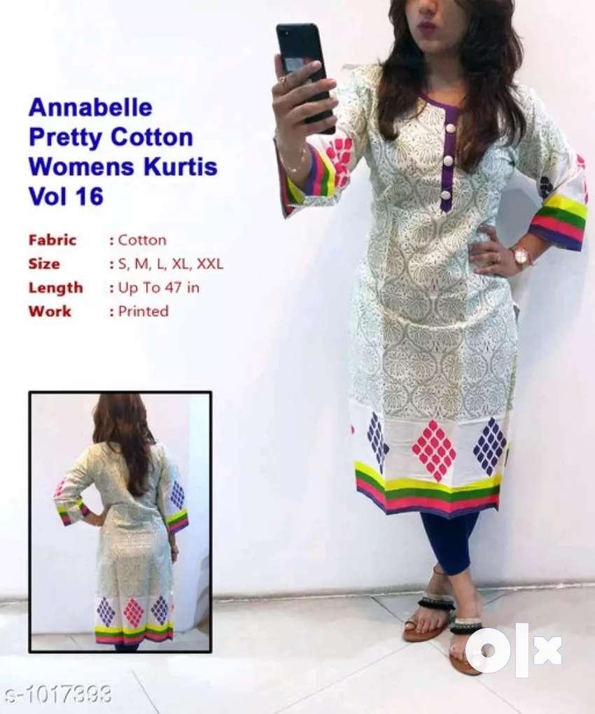 Sadi and dress material .kurti yops 0