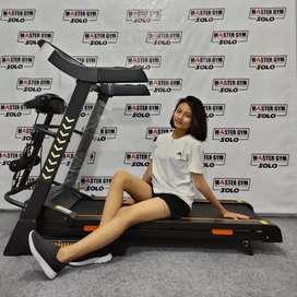 Treadmill Elektrik Sports QR/684 - Alat Fitness - Kunjungi Toko Kami