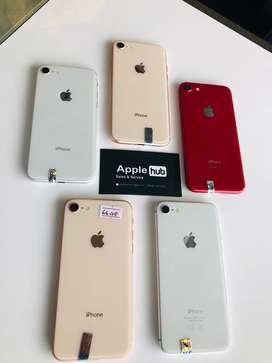 Iphone 8 64gb Pakka neat