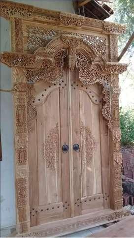 Promo kusen pintu gapuro gebyok farza