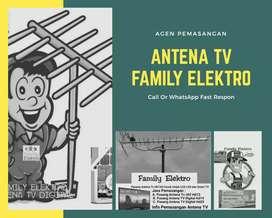 Agen Pasang Antena TV Terdekat Hasilkan Gambar Maksimal