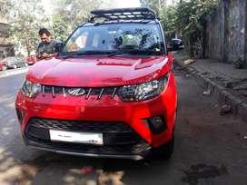 Mahindra Kuv 100 G80 K8 DUAL TONE, 2018, Petrol