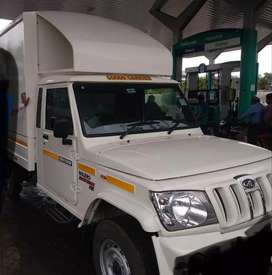 Good condition mahindra maxi truck for sale