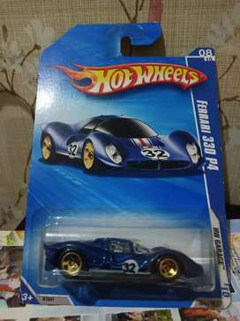 Hotwheels Ferrari 330 P4