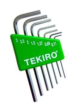 #AnekaBendaTepatGuna   Kunci L Mini by Tekiro