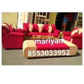 Dazzling sofa set