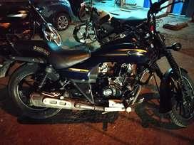 Bajaj Avenger 150 top condition