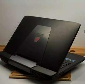 NEGO Laptop Gaming Asus Rog G bukan Msi/Alienware/Macbook