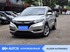 [OLX Autos] Honda HRV 2015 1.5 E A/T Bensin Silver #Allison