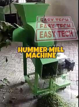 mesin hummer mill sett