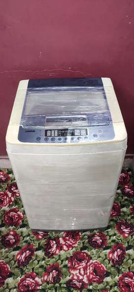 Top load automatic washing machine