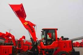 Jual Unit Baru Wheel Loader Ranger Murah 1,7 Kubik Magetan