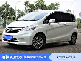 [OLX Autos] Honda Freed 2014 S 1.5 Bensin A/T Putih #Power Auto ID